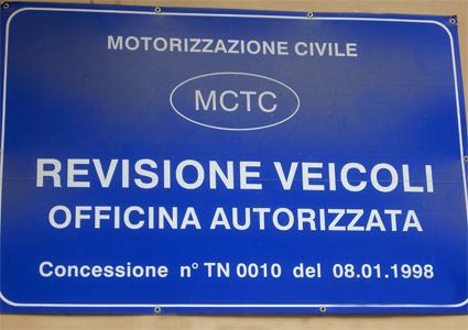 centro autorizzato revisioni Officina Largaiolli Monclassico